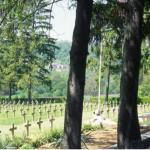 Le cimetière militaire