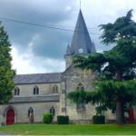 L'église de Vauxaillon